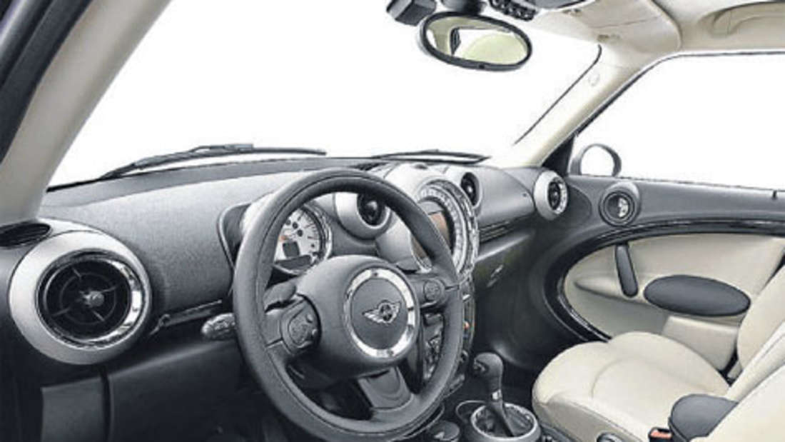 Allrad Mini BMW