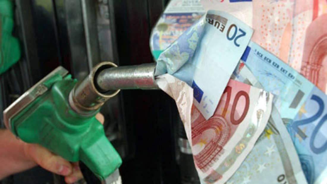 Begründungen für Benzinpreise