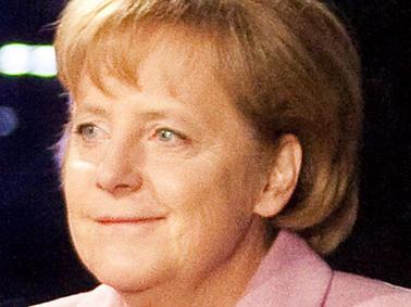 Bundeskanzlerin Angela Merkels Cdu Frisur Im Wandel Der Zeit Politik