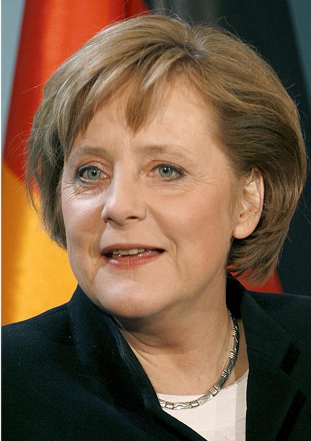 Merkel Frisur