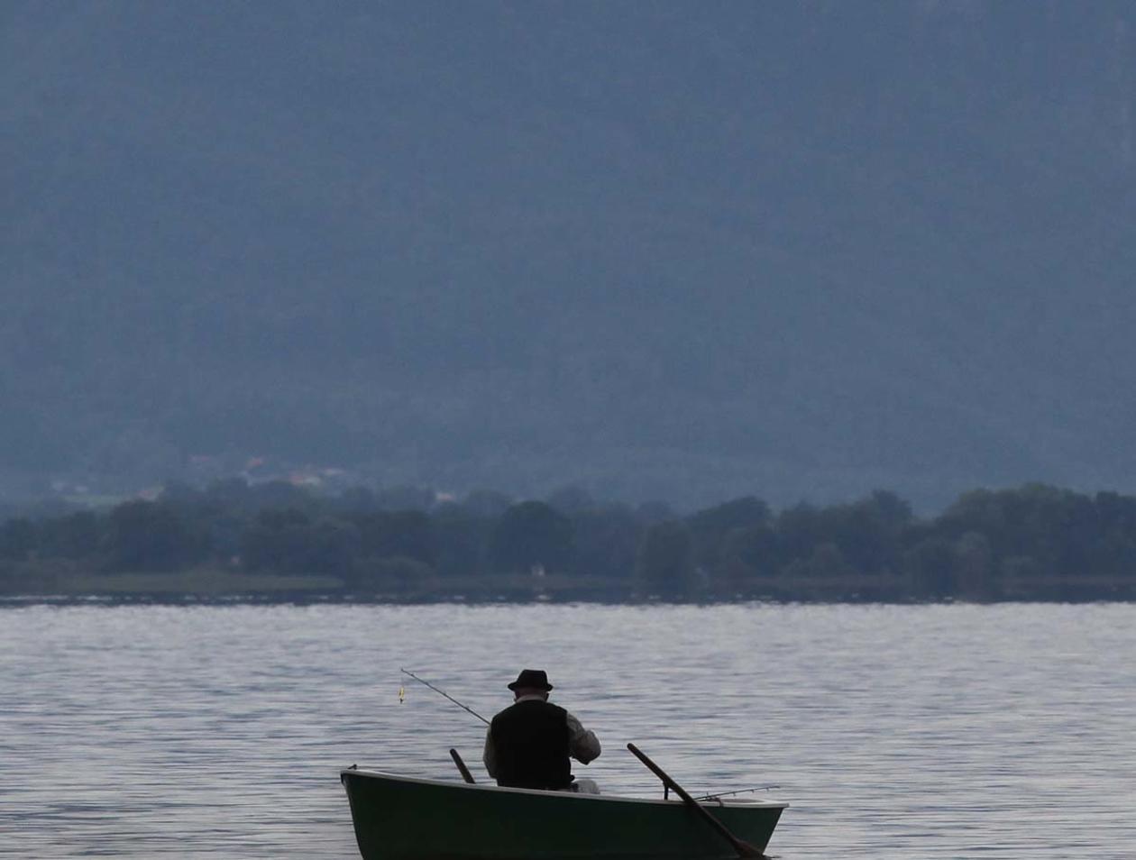 Deutscher beim Fischen in Holland ertrunken | Welt