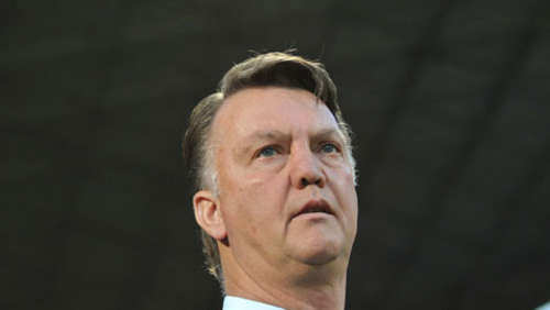 Van Gaal erteilt Party-Verbot
