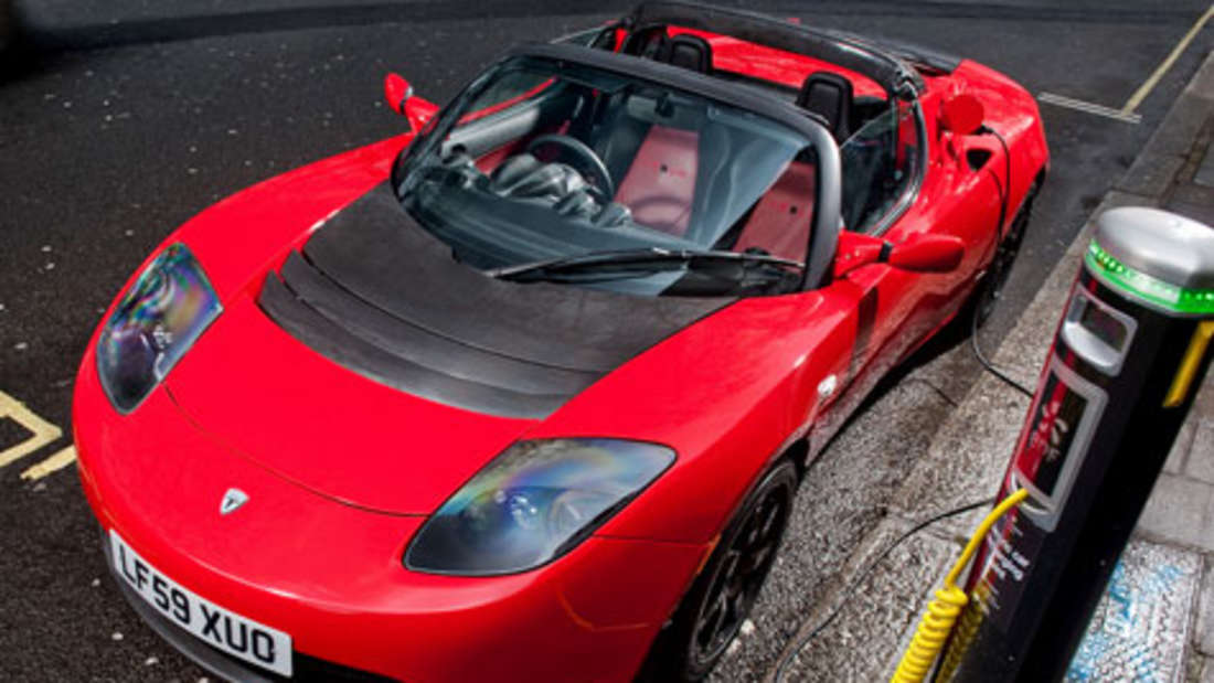 Tesla Elektroautos Elektrofahrzeuge E-Autos