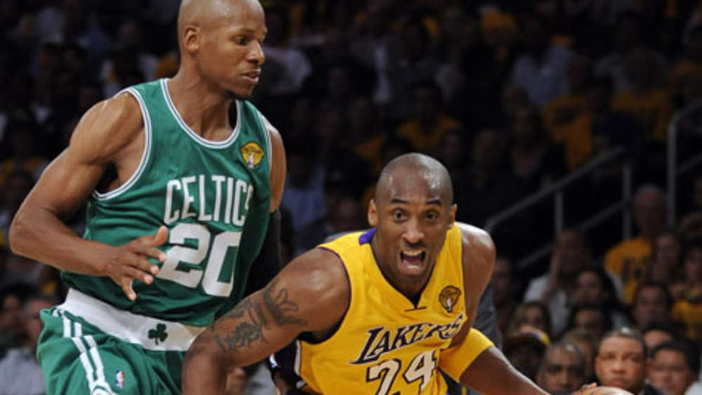 NBA-Finals: L.A. Lakers legen vor