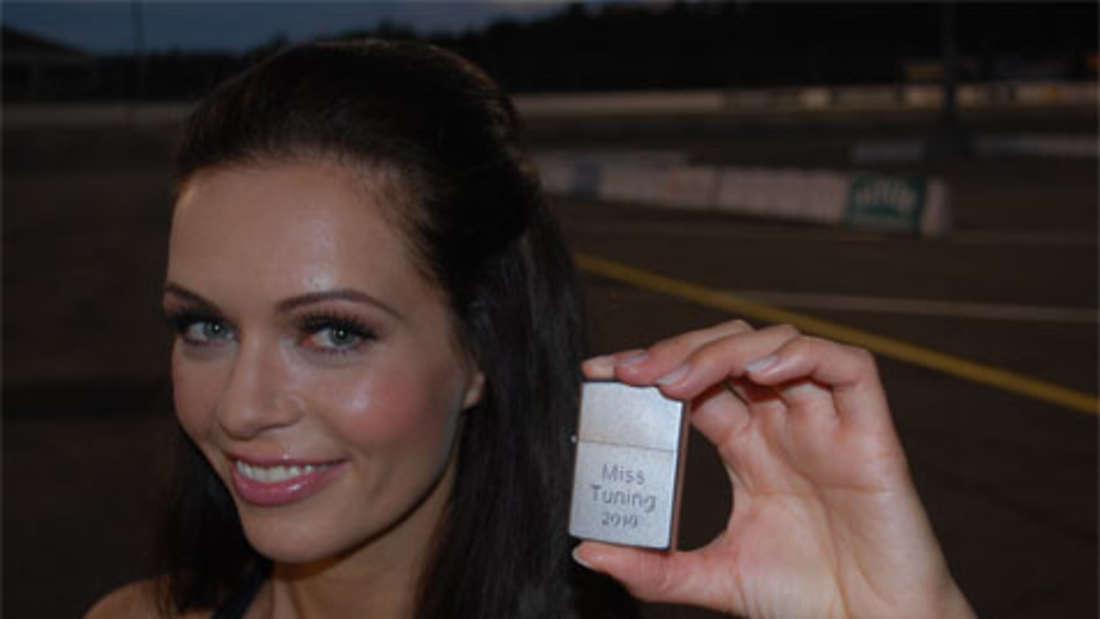 Miss Tuning 2011: Erste Bilder vom Shooting