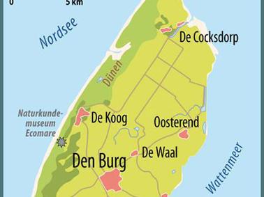 Karte Texel.Reise In Die Kindheit Zurück Auf Der Familien Insel Texel Holland