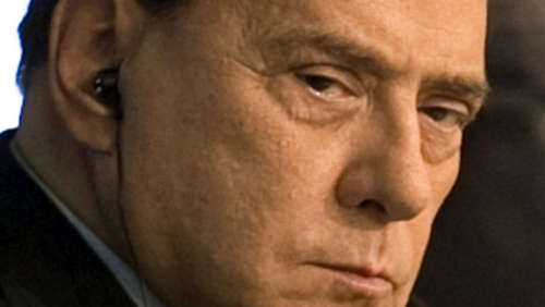 Berlusconi in Turbulenzen