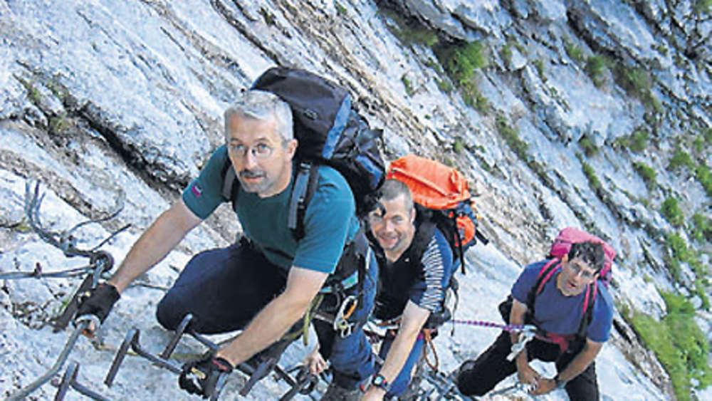 Klettersteig Zugspitze Schwierigkeitsgrad : Vier wege auf die zugspitze outdoor