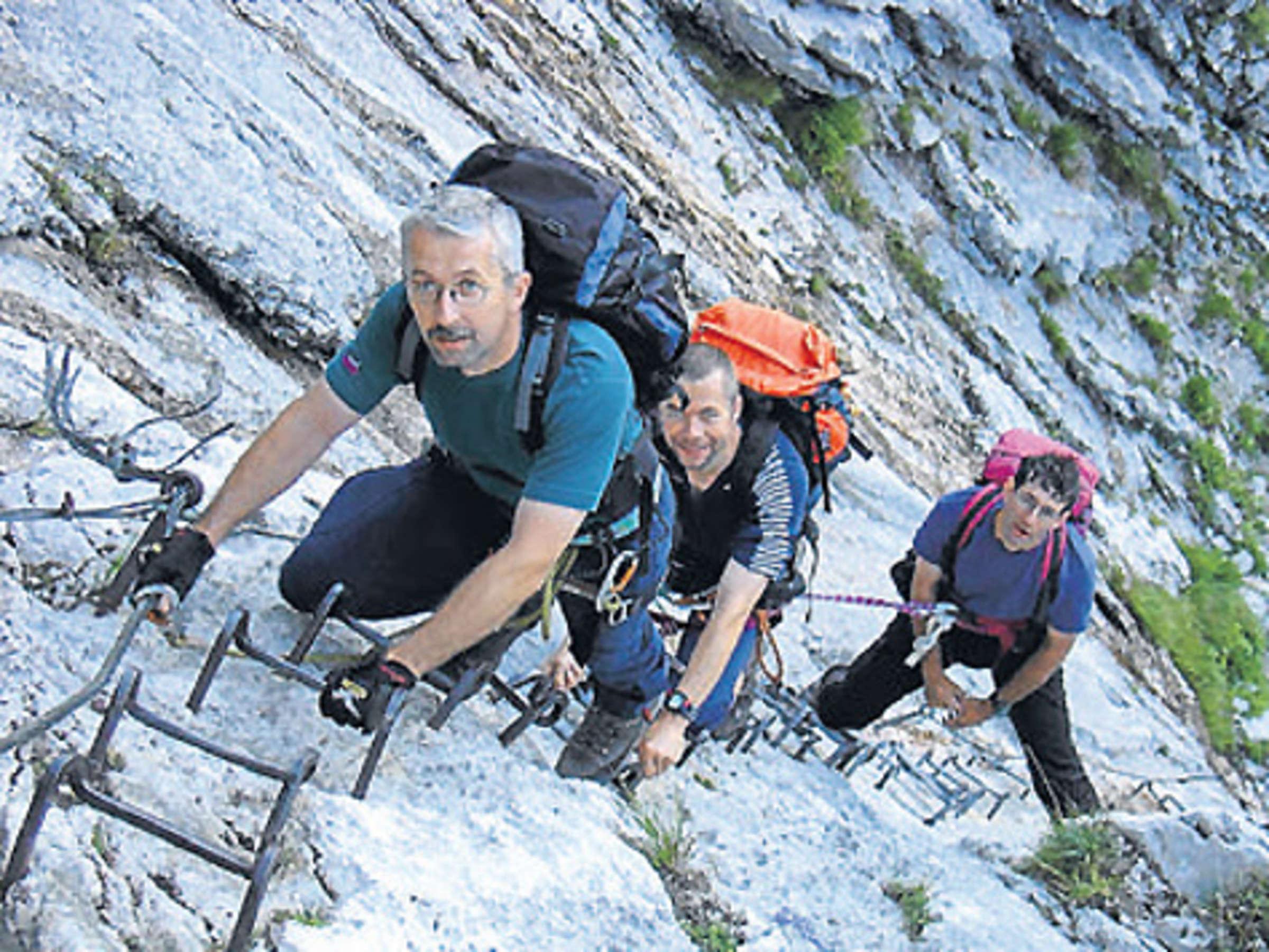 Vier Wege Auf Die Zugspitze Outdoor
