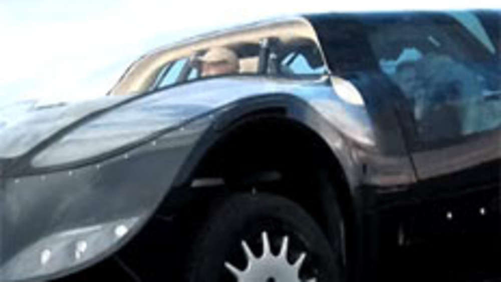 Superbus Video Testfahrt