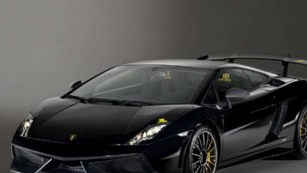 Gallardo LP 570-4 Blancpain Edition