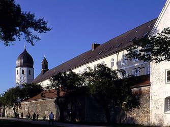 Kloster Urlaub Auszeit