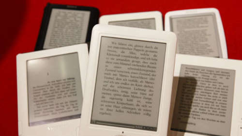 Buchmesse: Technik trifft Tradition