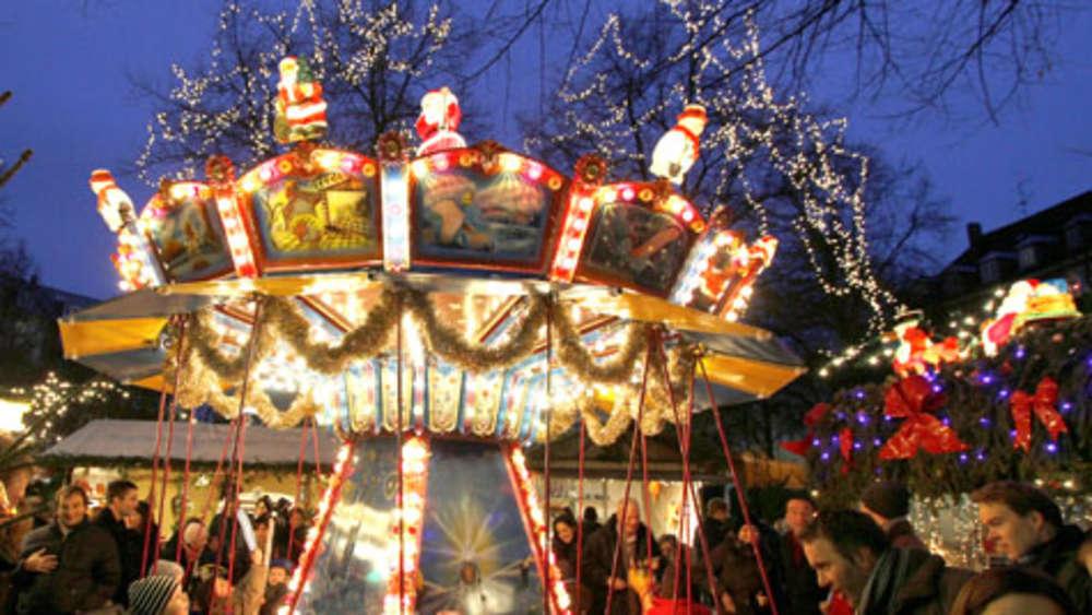 Haidhausen Weihnachtsmarkt.Christkindlmarkt Munchen Haidhauser Weihnachtsmarkt Leben