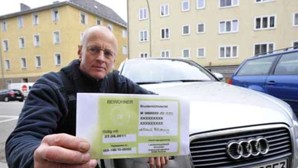 Kvr münchen parklizenz