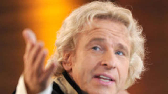 Gottschalk: Mit Robbie Williams ins Quotenrennen