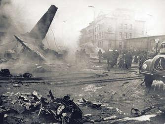 Flugzeugabsturz München 1960