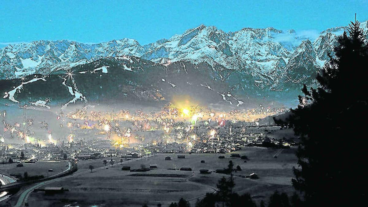 Silvester Garmisch Partenkirchen