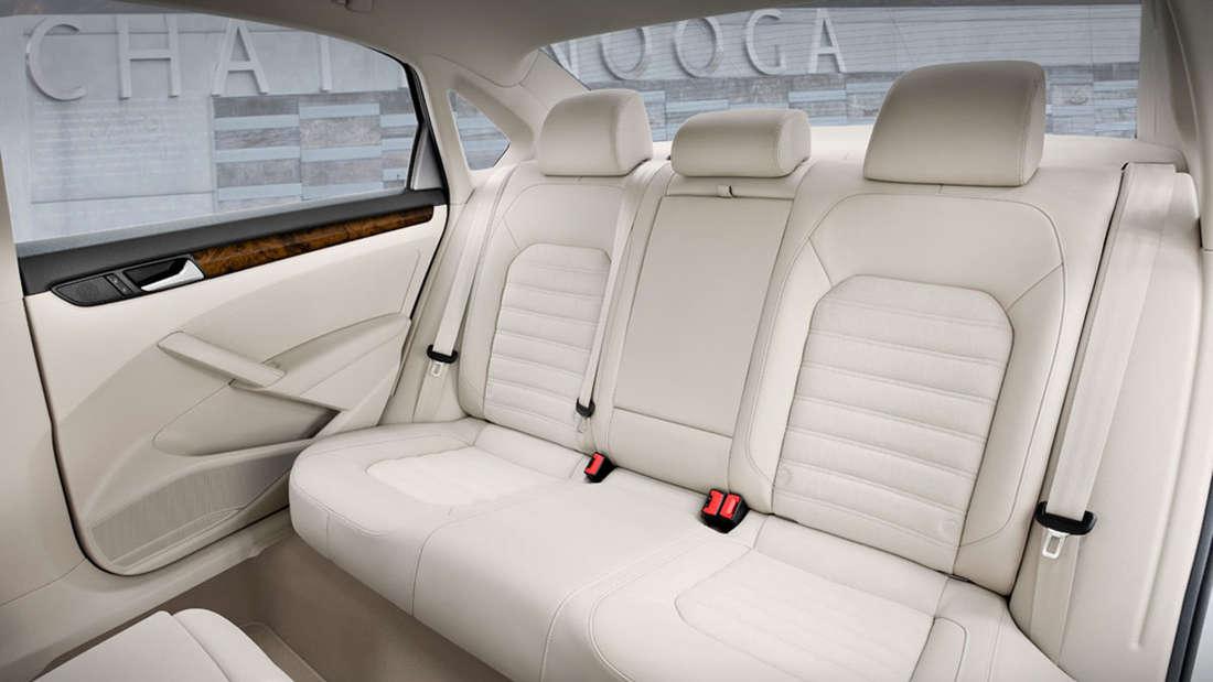 USA VW Passat Modell 2011