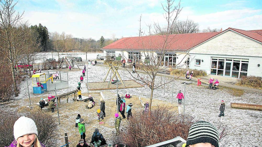Neues Angebot Marzlinger Kindergarten Eine Stunde Länger Geöffnet