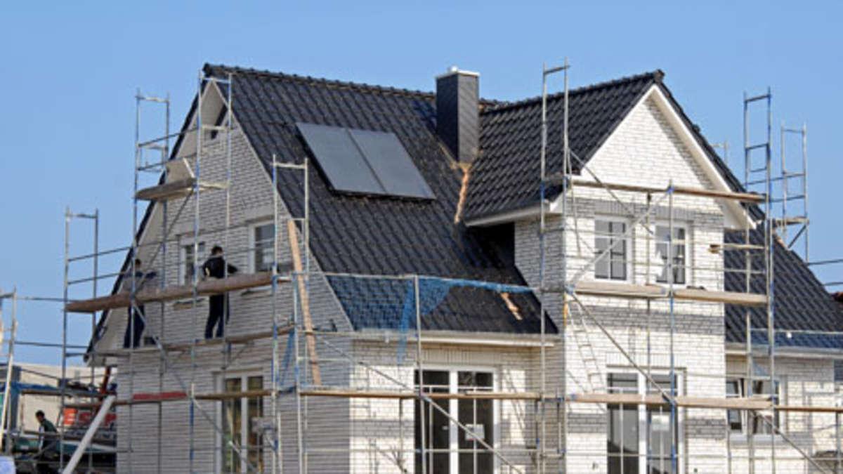 Lässt sich das Haus mit viel Eigenkapital leichter finanzieren? | Wohnen