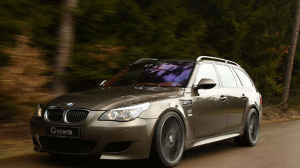 G-Power den M5 Hurricane RS Touring