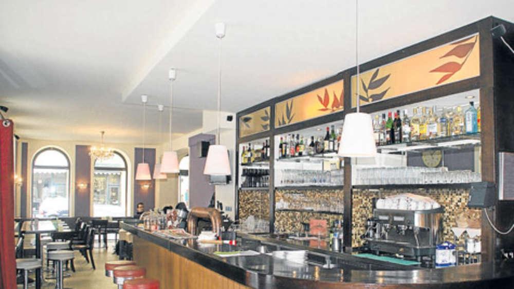 café zeitgeist - moderne Club-Atmosphäre | Genuss