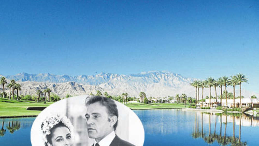 Palm Springs Reise