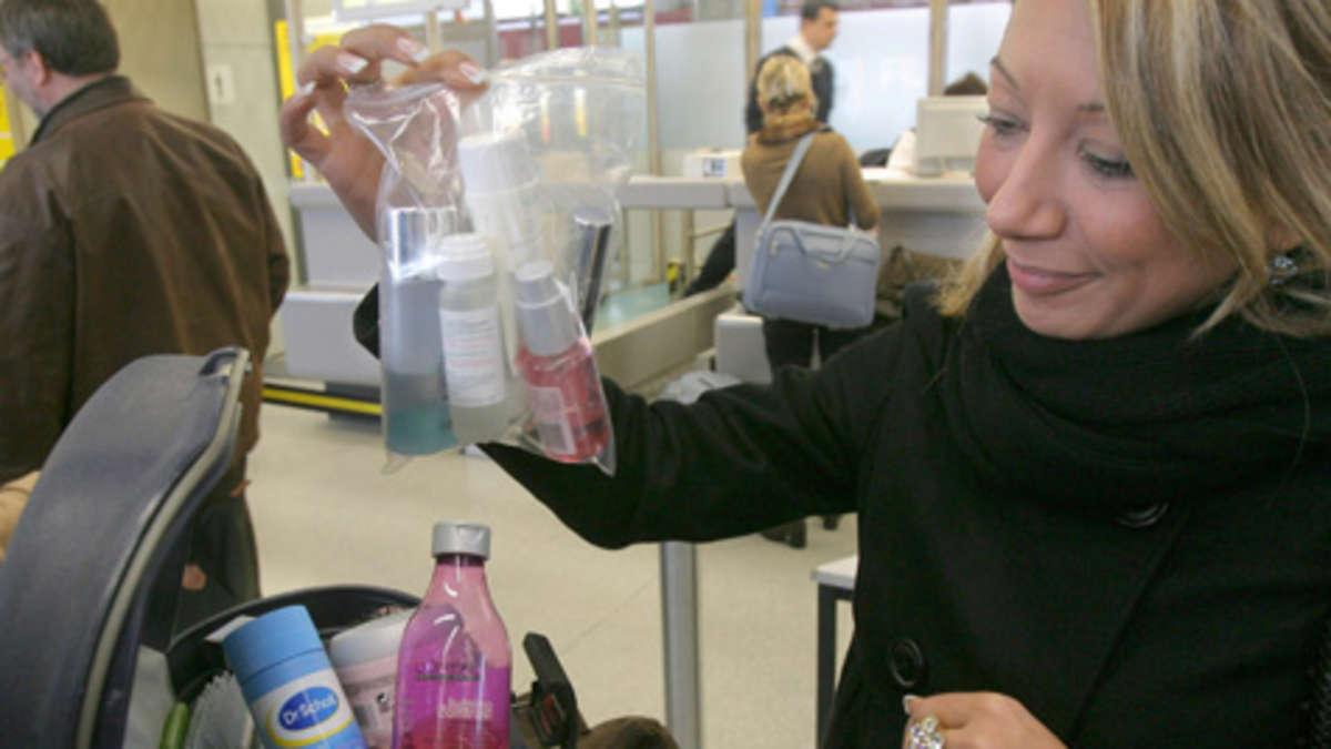 Laser Entfernungsmesser Im Handgepäck : Bundespolizei: neue regeln fürs handgepäck reise