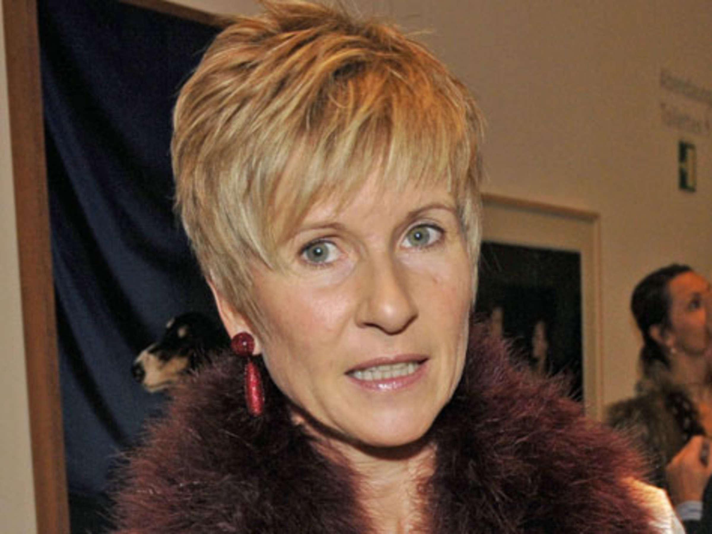 Susanne Klatten  nackt