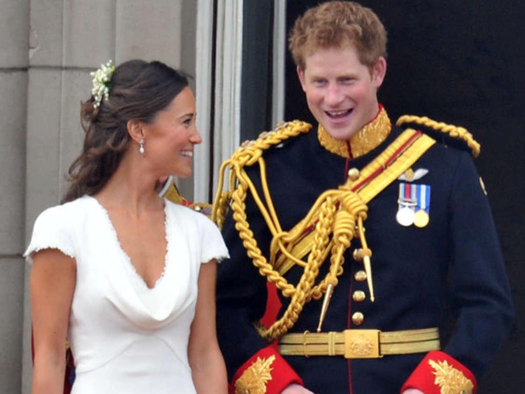 Pippa Middleton Hochzeit: Prinz George und Charlotte helfen
