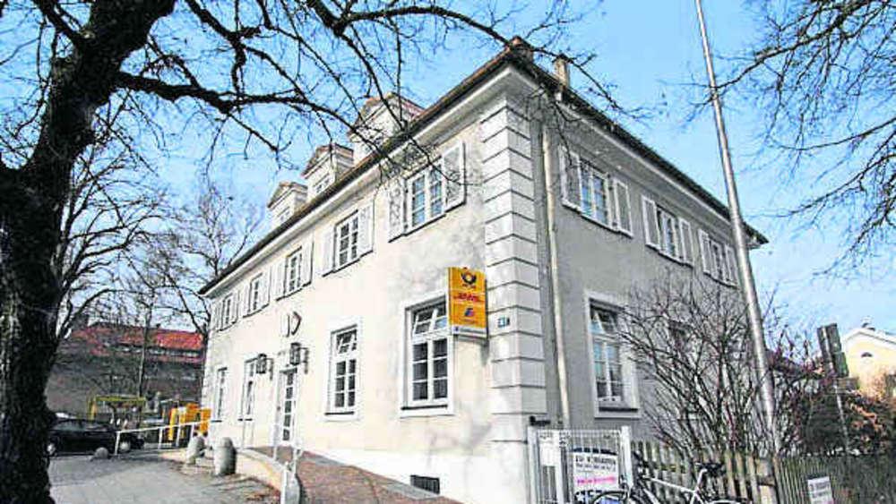 Neue Häuser auf Post-Areal in Penzberg | Weilheim