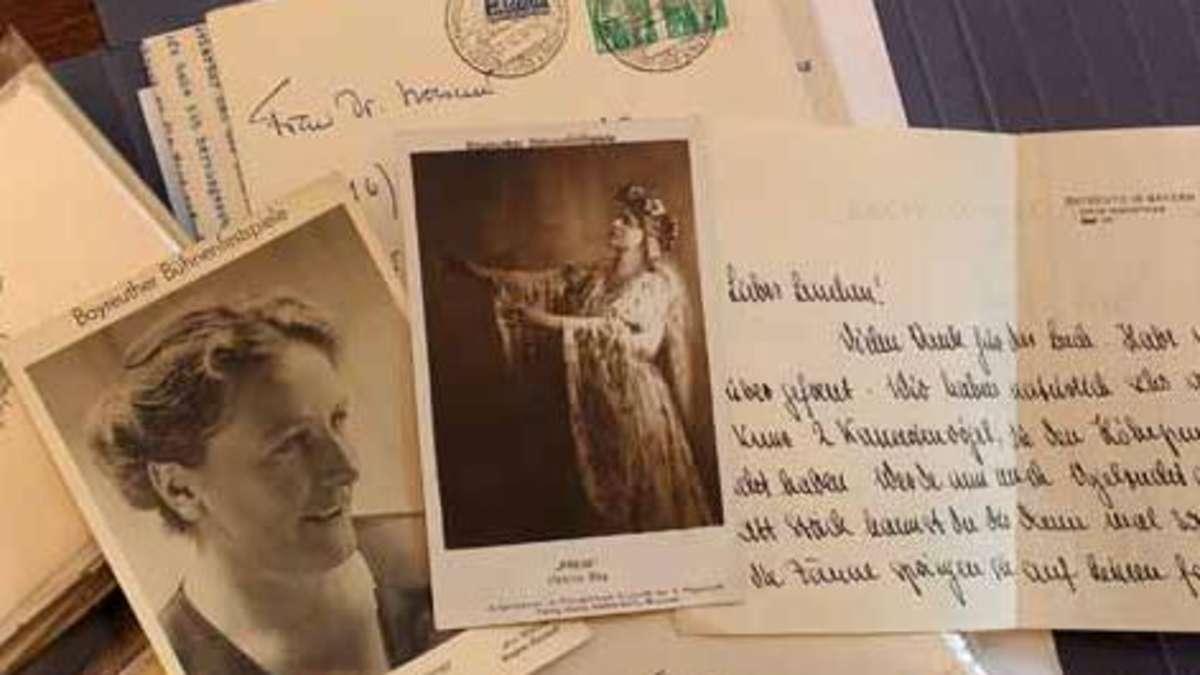 Briefe Von Wagner : Briefe von hitler anhängerin winifred wagner