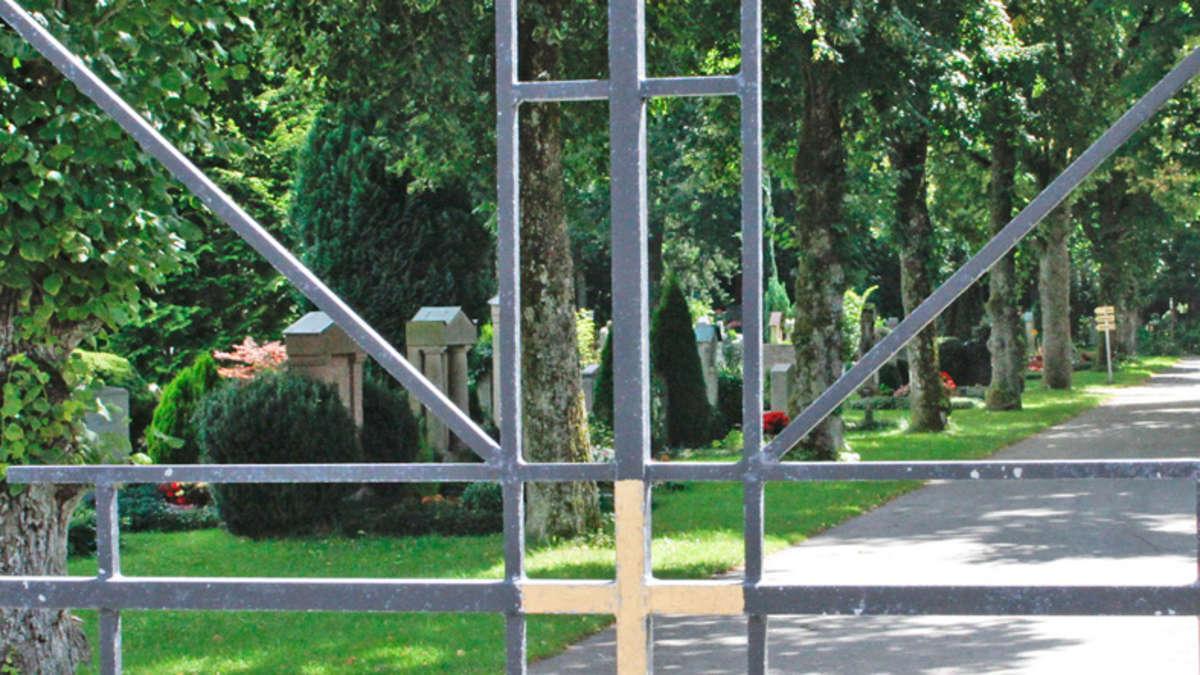 gauting waldfriedhof wichtige arbeiten vorm 100 geburtstag starnberg. Black Bedroom Furniture Sets. Home Design Ideas