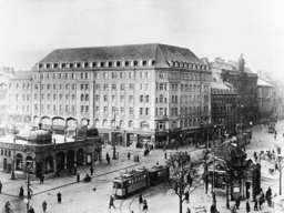 60 Jahre Galeria Kaufhof Am Stachus München Stadt