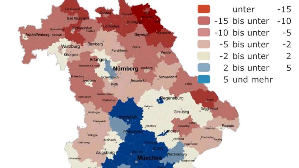 München Karte Bayern.Bayern Altert München Bleibt Jung Stadt München