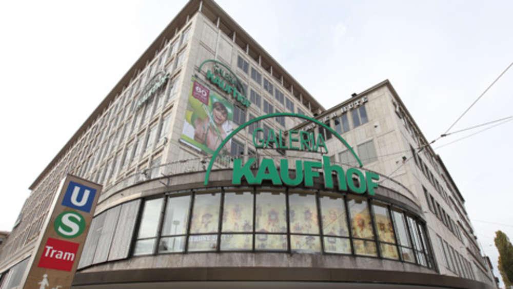 Kaufhof Am Stachus Feiert Geburtstag Eine Zeitreise München Zentrum