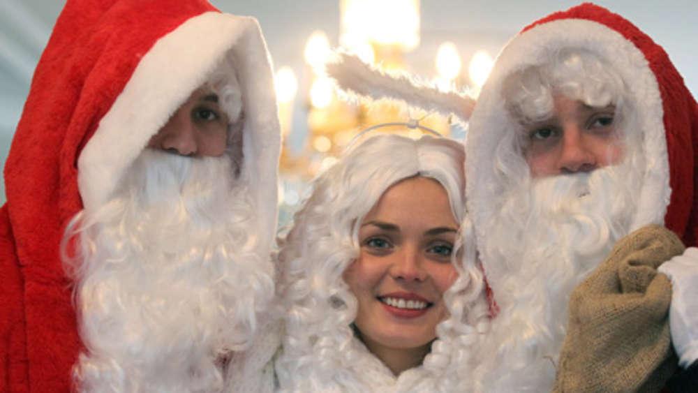 Die besten Jobs rund ums Weihnachtsfest   Leben