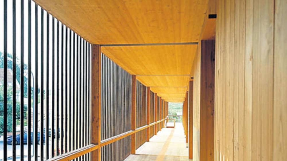 Bauen Mit Holz - Ausstellung In Der Pinakothek Der Moderne | Kultur