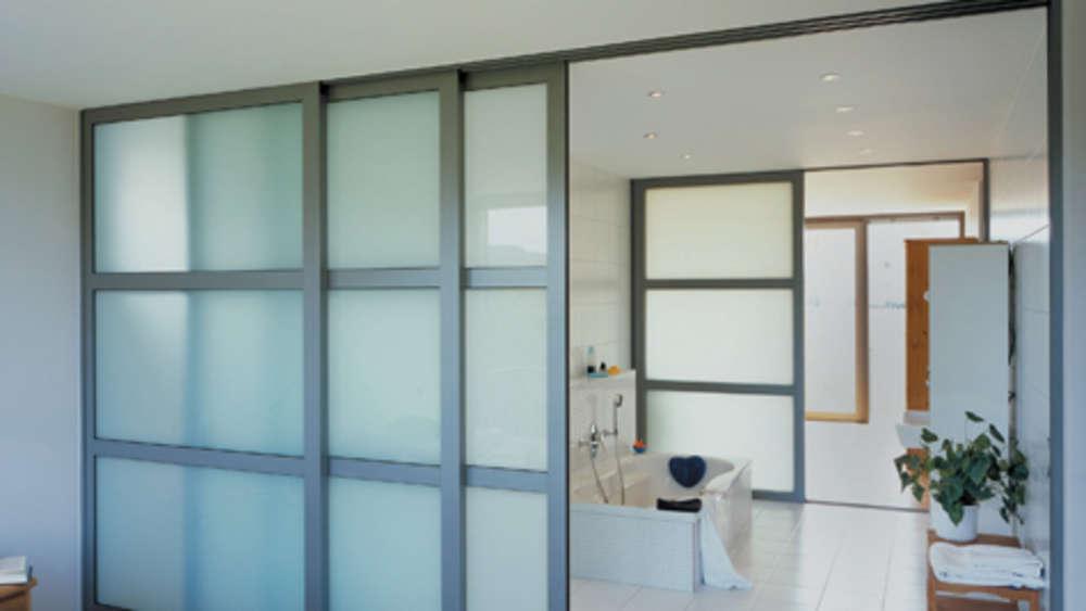 Raumteiler Aus Glas heller, größer, weiter: raumgestaltung mit glas | wohnen