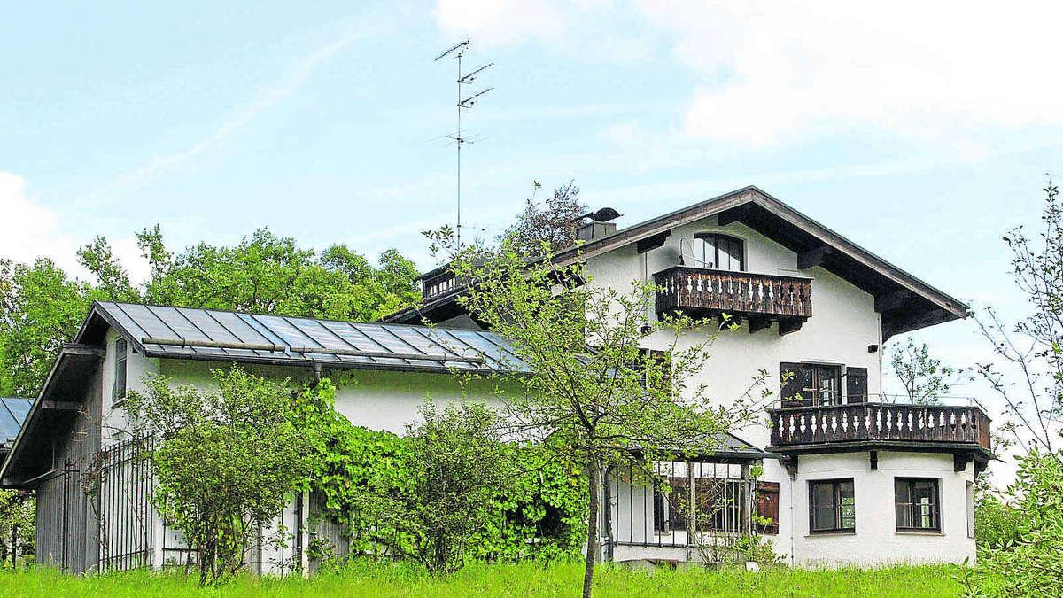 garatshausen albers villa bebauungsplan aus eis lkr starnberg. Black Bedroom Furniture Sets. Home Design Ideas