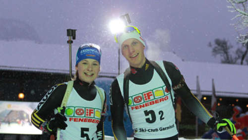 Das war der City-Sprint in Garmisch