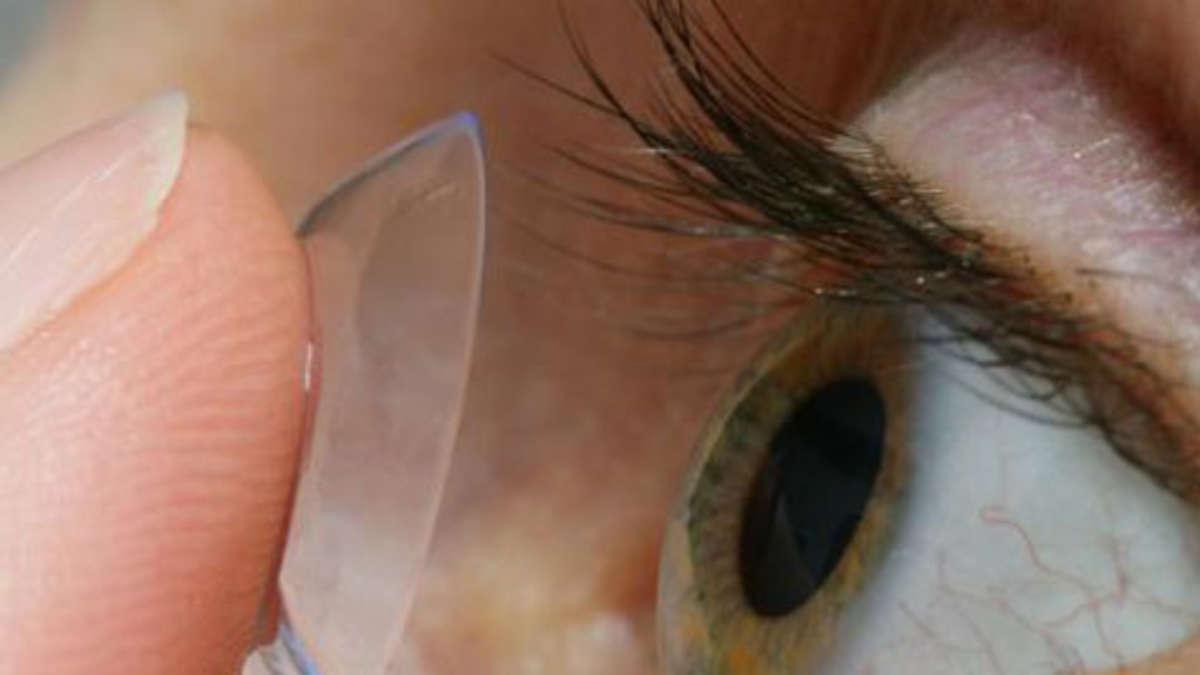 kontaktlinsen bei erk ltung bei schnupfen und fieber lieber brille tragen gesundheit. Black Bedroom Furniture Sets. Home Design Ideas