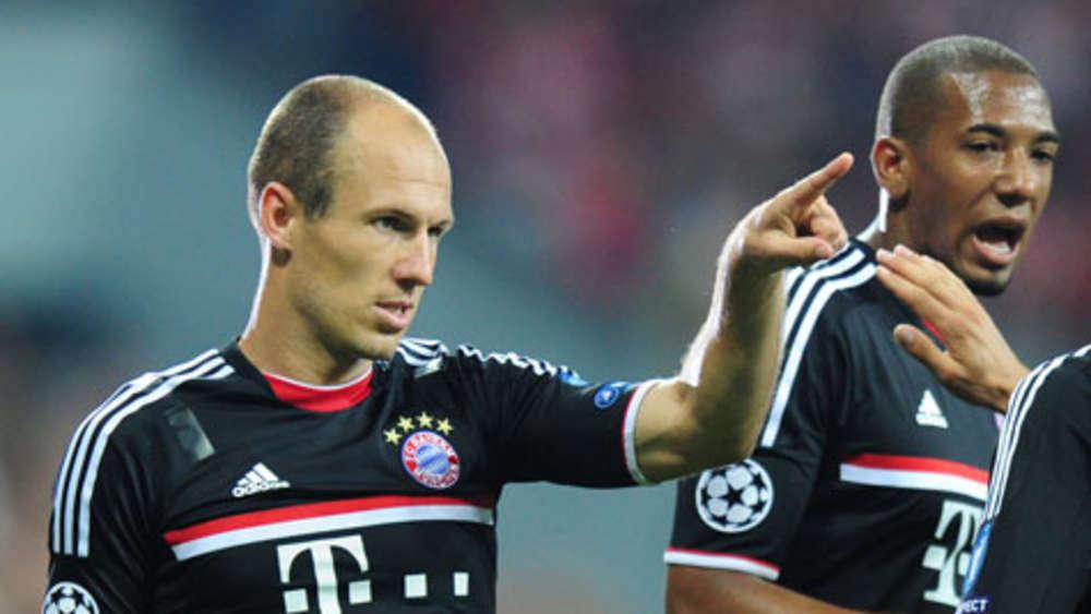 Franz Beckenbauer Boateng Und Robben Passen Nicht Zusammen Fc Bayern