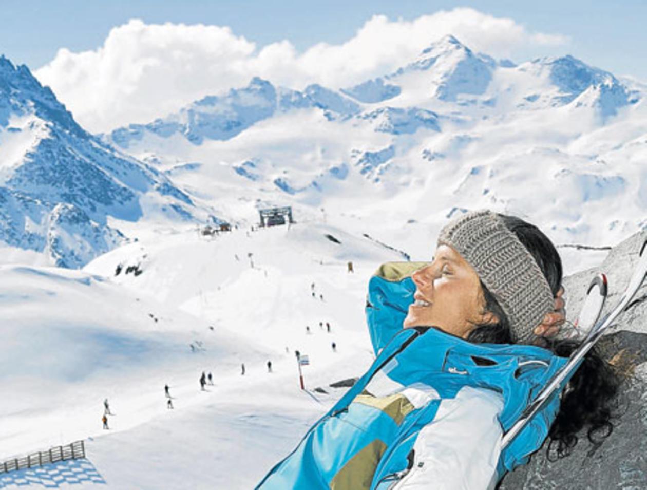 Wo Es In Den Skigebieten Etwas Gratis Gibt Outdoor