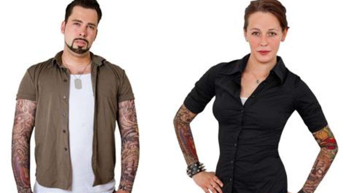 tattoo skins schmerzlose t towierungen f r den fasching leben. Black Bedroom Furniture Sets. Home Design Ideas