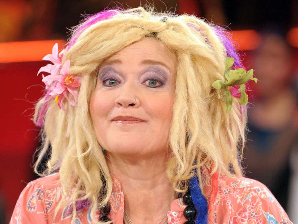 Niedliche Blondine Familie Schlaganfall