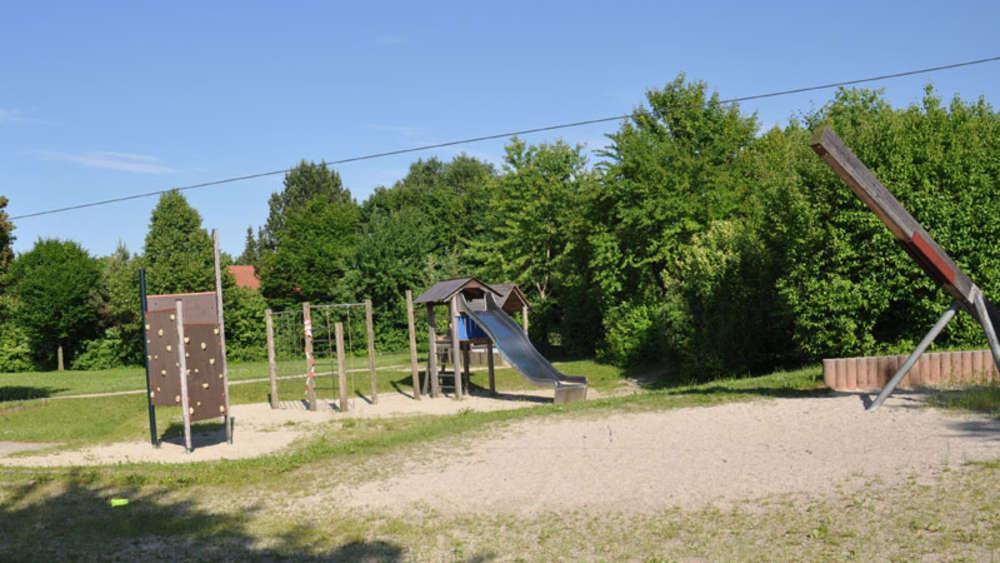 Klettergerüst Für 2 Jährige : Kirchheim: klettergerüst in die luft gesprengt münchen landkreis