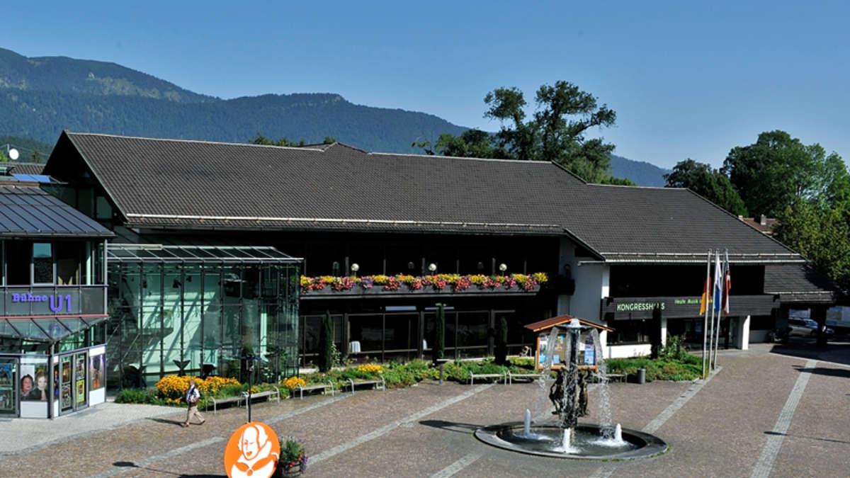 Veranstaltung Garmisch