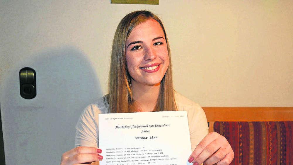 Von Wegen Streberin Mit Spaß Zum 10 Abitur Schongau